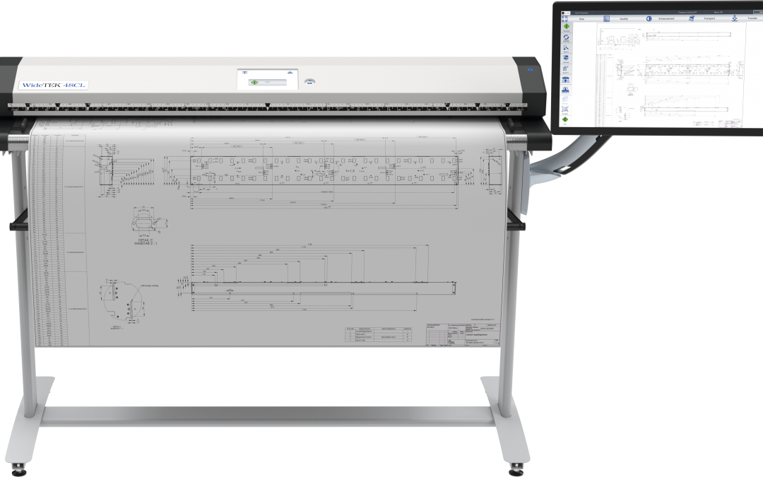 WideTEK 48CL Scanner